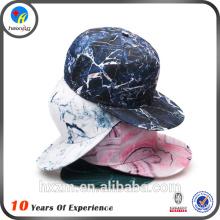 Printed china snapback hat with logo