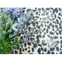 CHIFFON PD WITH 3MM ALL OVER SEQUIN EMBD +PRINT 50/52""