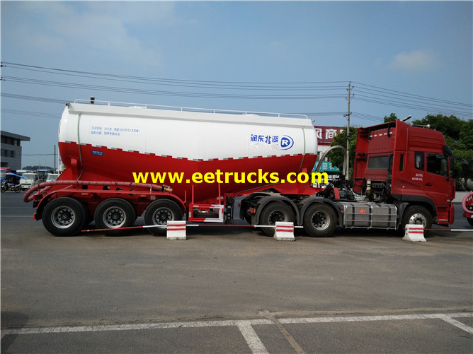 Cement Tank Trailers