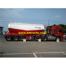 30000 liter Triaxel Cement Tank Trailers