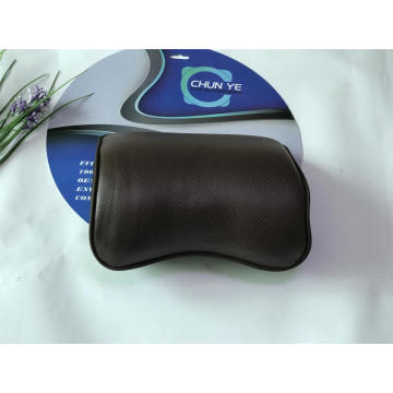 2pcs Universal Leather Car Seat Pillow