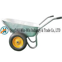 Wheelbarrow Wb8608 Roue en caoutchouc de roue