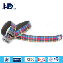 2014 Mens digital printing belts