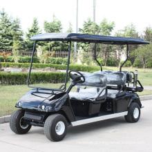 Carrinho de golfe elétrico barato CE 4 lugares para Golf (DG-C4)