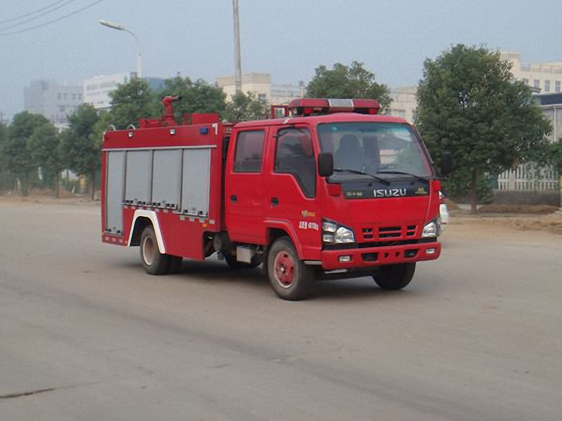 Fire Truck Fire Engine 31
