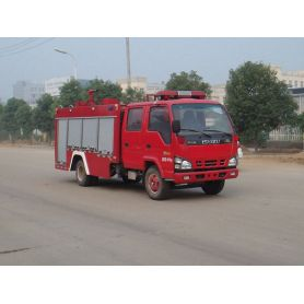 2018+ISUZU+pumper+tanker+fire+trucks+for+sale