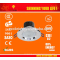 2015 novo design 12V 5W LED downlights para decorar