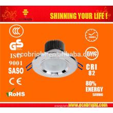 Низкая цена CE качество 3W COB светодиодные светильники