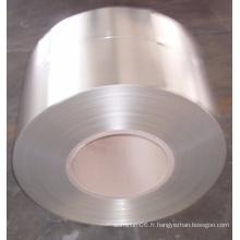 Feuille de nickel de cuivre, plaque de cuivre nickel, feuille de cupronickel
