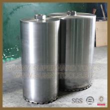China Sunny Steel Concrete Cutting Diamond Core Drill Bit Tool