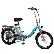 2020 New Style Electric Bicycle Most Safe Traffic Tooling for Work Way