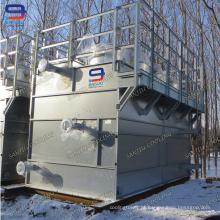 Torre de refrigeração industrial / Torre de resfriamento fechada