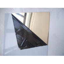 Schutzfolie für Spiegelplatte