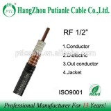 RF series coaxial cable 50ohms rf1/2""