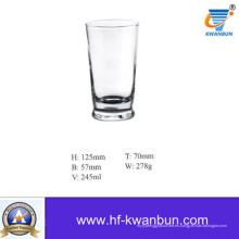 Alta calidad de la máquina de soplado Copa de vidrio con buen precio Cristal Kb-hn01023