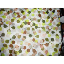 light weight new design Printed Chiffon For Summer Dress