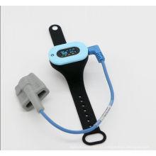 Oxímetro de pulso de dedo portátil feito na China