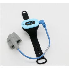 Портативный пульсоксиметр для пальцев, сделанный в Китае