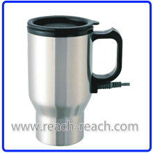 Car Mug, Auto Mug, Electric Travel Mug (R-E018)