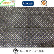 Polyester-Männer-Klage-Jacken-Futter gedruckt Futter-Gewebe-China-Futter-Fabrik