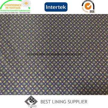 Revestimento do forro do revestimento do terno dos homens do poliéster forro impresso fábrica do forro de China