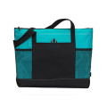 Stor Zippered Tote Shopping Hand Bagage Beach Bags