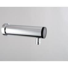 Wand-Messing Automatik Wasserhahn Wasserhahn Kälte nur für Waschbecken