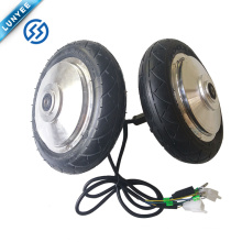36V/24V 250W 350w Electric Bicycle/wheelbarrow Hub Motor with high torque