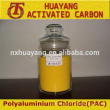 tratamiento de aguas pac / poly aluminio cloruro (pac) 30% con precio más bajo