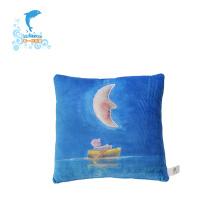 Capa de almofada travesseiro macio decorativo personalizado