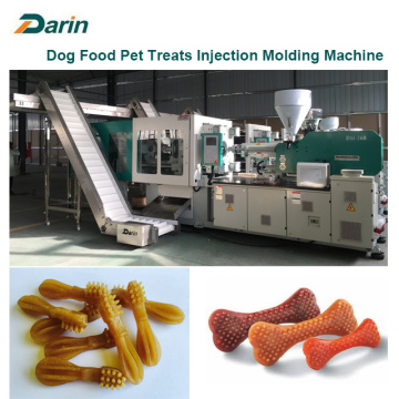Perawatan Gigi Pet Treats Injection Molding Machine