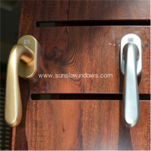 Excellent Die Casting Aluminum Anodized Door Handle