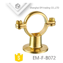 EM-F-B072 Sattel Messingdraht hängende Rohrschelle