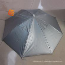 13 pouces Stcok tête parapluie pratique d'utilisation (YS-S009A)