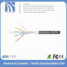 Kuyia Hot selling UTP Lan network cable cat5 cat5e cat6/6a cat7 lan cables