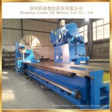 Máquina pesada horizontal do torno da elevada precisão C61160 para a venda