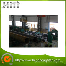 Pipe End Calibration and Bevelling Machine