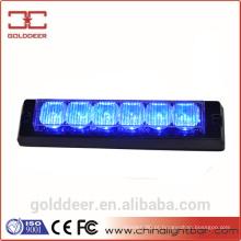 Luz LED veículo aviso Strobe Flash luz Auto emergência cabeça (GXT-6)