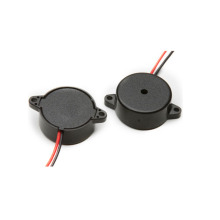 Personlized Products for Mini Piezo Buzzer FBPB2310  23mm piezo buzzer with wire supply to Niger Factory