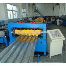 Machine de formage de rouleaux en métal