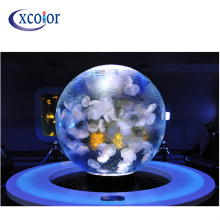 Hot sale for Led Screen Panel Indoor P3 Full-color Spherical Led Globe Display Screen export to Poland Manufacturer