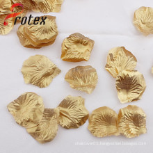 Gold Color Petals for Wall Decoration