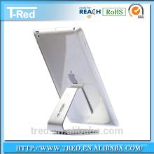 Logotipo superior de la calidad que imprime el soporte de aluminio del teléfono para el iphone