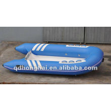 small rib270 fishing inflatable boat