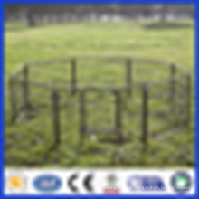 Best Price galvanized heavy duty used livestock panels, used horse fence panels
