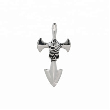 pendant-177 xuping fashion Stainless Steel jewelry Viking  Anchor cross  pendant