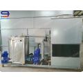 Integrierter Wasserkühlturm