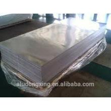 Plaque signalétique échantillons gratuits en alliage d'aluminium 1100 plaque standard