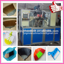 5 axis 2 heads brush drilling and tufting machine from China brush machine supplier