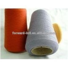 Échantillons de fils libres de laine à tricoter